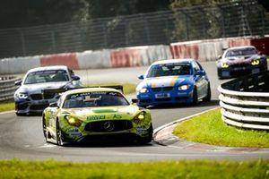 #70 Team Landgraf – HTP/WWR Mercedes-AMG GT3: Dirk Müller, Luca-Sandro Trefz