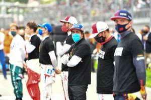 Fernando Alonso, Alpine F1, and the other drivers on the grid