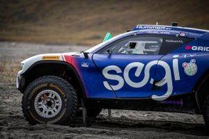 Sara Price/Kyle Leduc, Segi TV Chip Ganassi Racing
