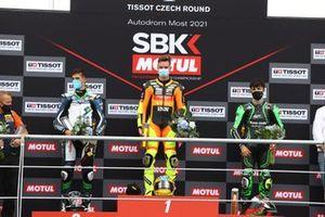 Oliver Konig, Movisio by MIE, Victor Steeman, Freudenberg KTM WorldSSP Team, Alejandro Carrion, Kawasaki GP Project