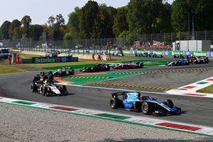 Felipe Drugovich, Uni-Virtuosi, Theo Pourchaire, ART Grand Prix, Juri Vips, Hitech Grand Prix, Ralph Boschung, Campos Racing