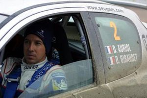 Didier Auriol, Peugeot 206 WRC