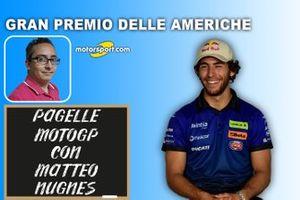 Pagelle MotoGP: GP delle Americhe