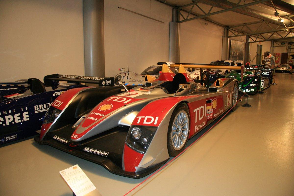 2008年:アウディR10 TDI(Audi R10 TDI)
