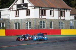 #19 Cool Racing Ligier JS P320 - Nissan LMP3, Nicolas Maulini, Matthew Bell, Niklas Kruetten, #3 United Autosports Ligier JS P320 - Nissan LMP3, James McGuire, Duncan Tappy, Andrew Bentley