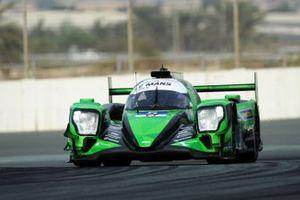 #5 Phoenix Racing Oreca 07, Kelvin van der Linde, Simon Trummer, Matthias Kaiser