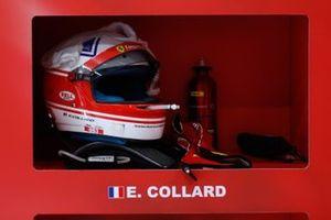 Helm: Emmanuel Collard, AF Corse