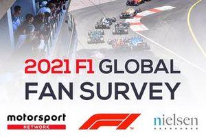 Formule 1 en Motorsport Network lanceren 's werelds grootste F1-fanonderzoek