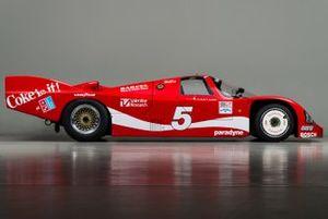 1984 Bob Akin Motor Racing, Porsche 962, chassis 102