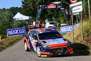 Ole Christian Veiby, Jonas Andersson, Hyundai i20 RC2