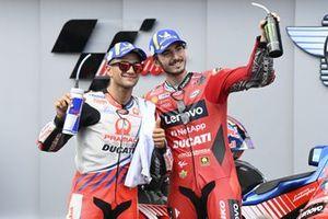 Francesco Bagnaia, Ducati Team, Jorge Martin, Pramac Racing