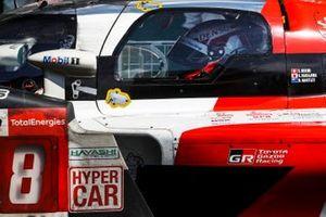 #8 Toyota Gazoo Racing Toyota GR010 - Hybrid Hypercar, Kazuki Nakajima,