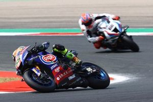 Andrea Locatelli, PATA Yamaha WorldSBK Team, Tom Sykes, BMW Motorrad WorldSBK Team