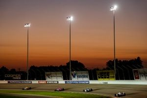 Felix Rosenqvist, Arrow McLaren SP Chevrolet, Jack Harvey, Meyer Shank Racing Honda