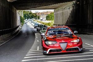 Oliver Webb, Romeo Ferraris-M1RA, Alfa Romeo Giulia ETCR