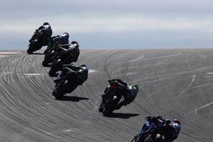 Raffaele De Rosa, Orelac Racing VerdNatura, Dominique Aegerter, Ten Kate Racing Yamaha