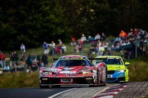 #920 Teichmann Racing KTM X-Bow GTX: Daniel Bohr, Timo Moelig, Reinhard Kofler, Felix Von Der Laden
