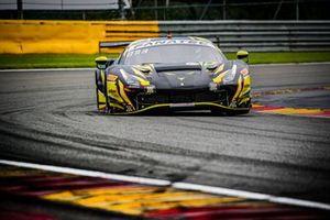 #71 Iron Lynx Ferrari 488 GT3: Antonio Fuoco, Callum Ilott, Davide Rigon