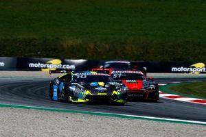 Esteban Muth, T3-Motorsport Lamborghini Huracan Evo GT3, Nico Müller, Team Rosberg, Audi R8 LMS GT3