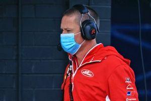 Ben Croke, DJR Team Penske team manager