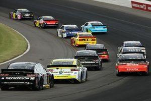 Renn-Action auf dem Pocono Raceway