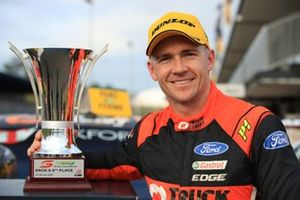 Second place Lee Holdsworth, Tickford Racing Ford