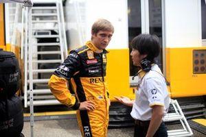 Vitaly Petrov, Renault, al GP di Germania del 2010