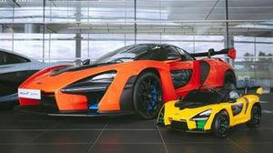 Correpasillos McLaren Senna