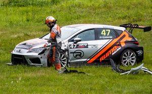 Lev Tolkachev, Rumos Racing, Leon Cupra TCR