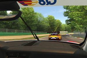 On Board della Porsche Esports Carrera Cup Italia disputato a Monza