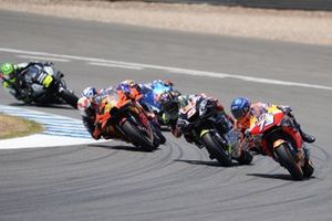 Alex Marquez, Repsol Honda Team, Johann Zarco, Avintia Racing, Pol Espargaro, Red Bull KTM Factory Racing