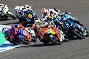 Ayumu Sasaki, Tech 3, Kaito Toba, Red Bull KTM Ajo, Moto3