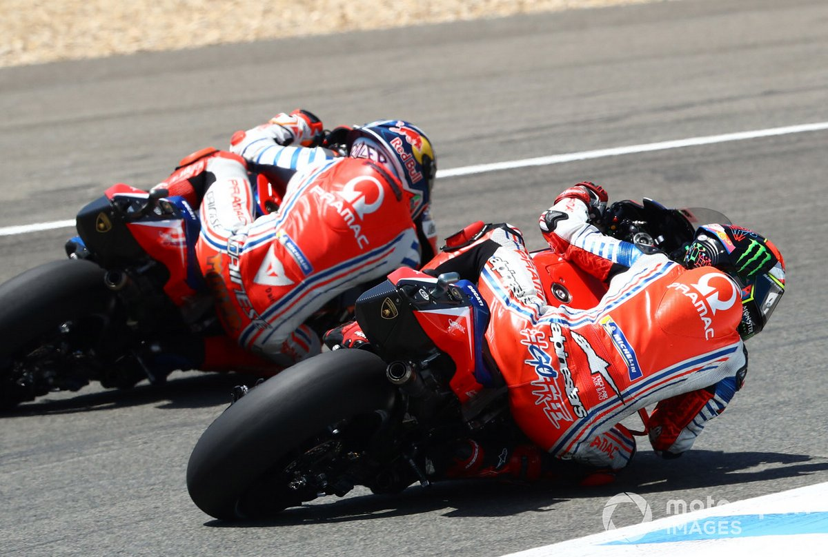 Francesco Bagnaia, Pramac Racing, Jack Miller, Pramac Racing