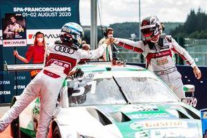 Рене Раст, Audi Sport Team Rosberg и Нико Мюллер, Audi Sport Team Abt Sportsline