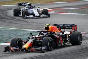 Алекс Элбон, Red Bull Racing RB16, Пьер Гасли, AlphaTauri AT01