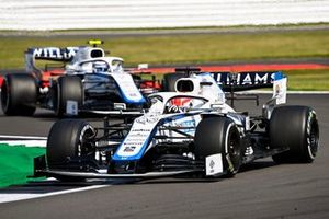 Джордж Расселл, Williams FW43, Николя Латифи, Williams FW43