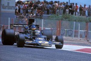 Ронни Петерсон, Lotus 72E