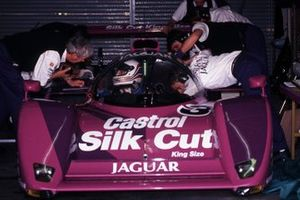 Martin Brundle, Jaguar XJR-14,