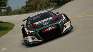 TOSFED Dijital Pist Şampiyonası, 2. ayak, Audi R8 LMS Gr.3 livery