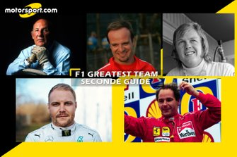 Cover F1 Greatest Team Seconde Guide