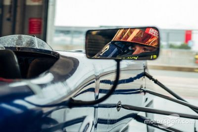 Test McLaren Silverstone junio