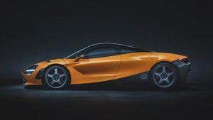 McLaren 720S Edição Especial Le Mans