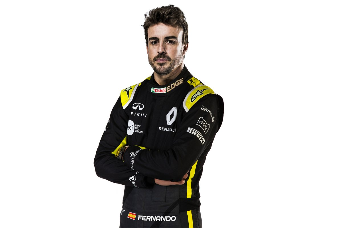 Renault: Fernando Alonso sustituirá a Ricciardo desde 2021
