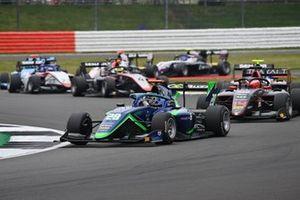 Cameron Das, Carlin BUZZ RACING, Enzo Fittipaldi, HWA Racelab