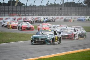 Christopher Bell, Leavine Family Racing, Toyota Camry Germania Insurance, Brad Keselowski, Team Penske, Ford Mustang Wabash
