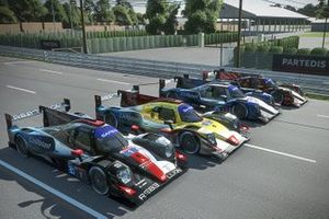 Rebellion Williams Esport Oreca 07 LMP2