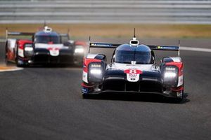 #8 TOYOTA GAZOO RACING - Toyota TS050 - Hybrid: Sebastien Buemi, Kazuki Nakajima, Brendon Hartley