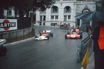 Peter Gethin, BRM P160B, Ronnie Peterson, March 721X