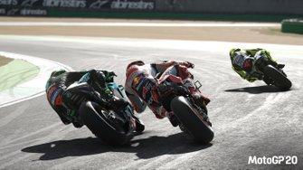 El videojuego MotoGP2020
