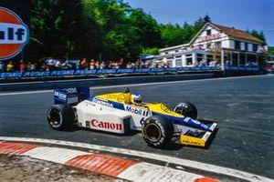 Кейо Росберг, Williams FW10 Honda
